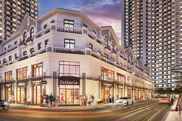 Mở bán toà căn hộ dịch vụ đầu tiên ở Vinhomes Smart City