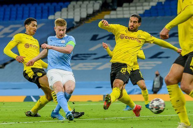 Link xem trực tiếp Dortmund vs Man City, 2h ngày 15/4