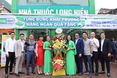 Nhà thuốc Long Hiền khai trương cơ sở thứ 6 ở TP. Thanh Hóa