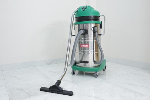 5 ưu điểm của máy hút bụi, hút nước công nghiệp