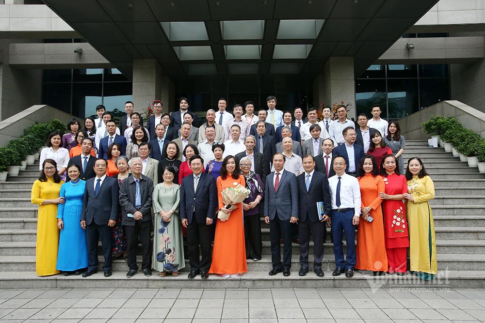 Bộ Ngoại giao tổ chức kỷ niệm 75 năm thành lập Vụ Thông tin Báo chí
