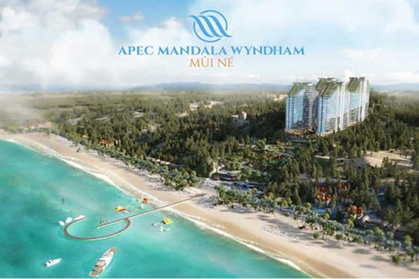 Apec Mandala Wyndham Mũi Né hấp dẫn giới đầu tư Bình Thuận