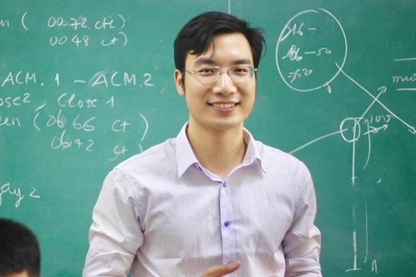 Tiến sĩ 8X nhận đề cử giải thưởng Tạ Quang Bửu