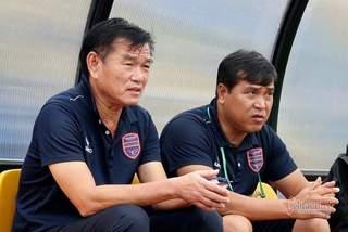 HLV Phan Thanh Hùng bất ngờ chia tay Bình Dương