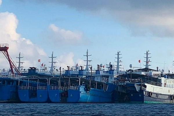 Philippines gửi công hàm phản đối tới Trung Quốc