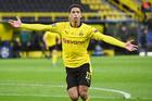 Dortmund 1-0 Man City: Bellingham bất ngờ mở tỷ số (H1)