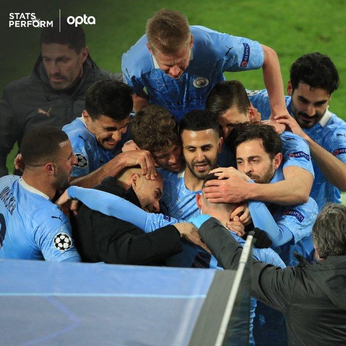 Man City vào bán kết Cúp C1, Pep Guardiola nói rút ruột gan