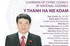 National Assembly elects Chairman of Ethnic Council