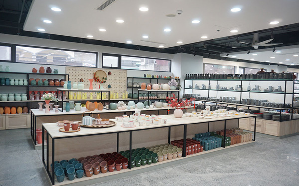 Unique Bat Trang Ceramic Museum