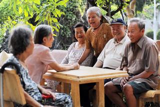 Việt Nam đang đối mặt với thách thức già hóa dân số