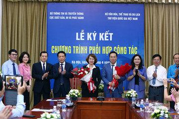 Bộ TT-TT và Bộ Văn hoá cùng đẩy mạnh phong trào văn hoá đọc