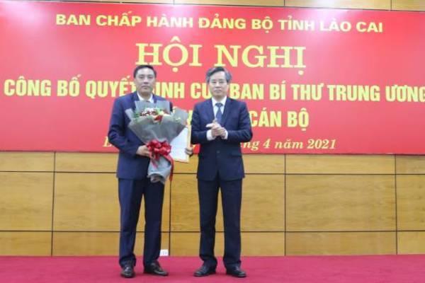 Lào Cai có Phó  Bí thư Tỉnh ủy là Tiến sĩ quân sự