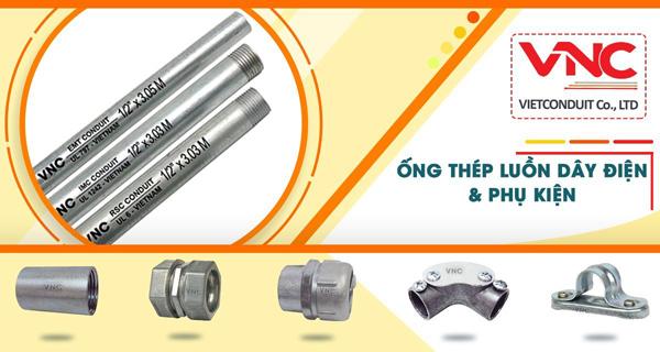 4 ưu điểm khẳng định thương hiệu ống luồn dây điện Vietconduit