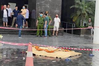 Nam thanh niên nhảy lầu chung cư ở Hà Nội tử vong