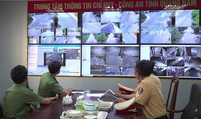 Từ 30/4, CSGT Quảng Nam không phải ngày nào cũng chạy ra ngã tư giám sát