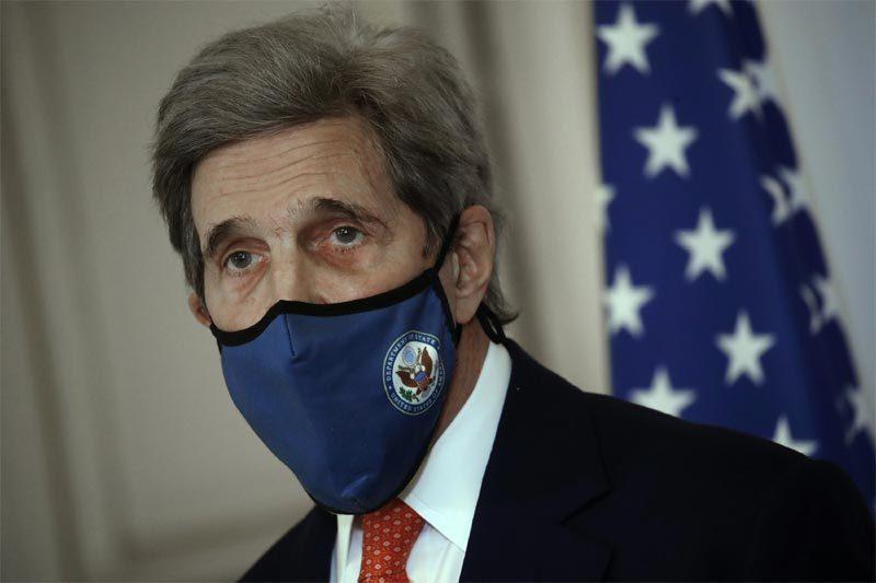 Đặc phái viên Mỹ tới Trung Quốc, phép thửquan hệ lưỡng cực