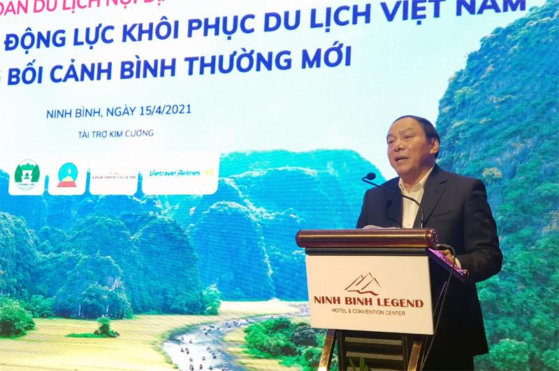 Bộ trưởng Nguyễn Văn Hùng: Giật mình nhìn lại, đã bỏ lỡ 1 'trận địa' quan trọng