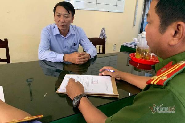 Bắt cựu Chủ tịch xã ở Huế tham ô 1 tỷ đồng