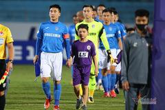 Cầu thủ Than Quảng Ninh được giải ngân tiền nợ lương