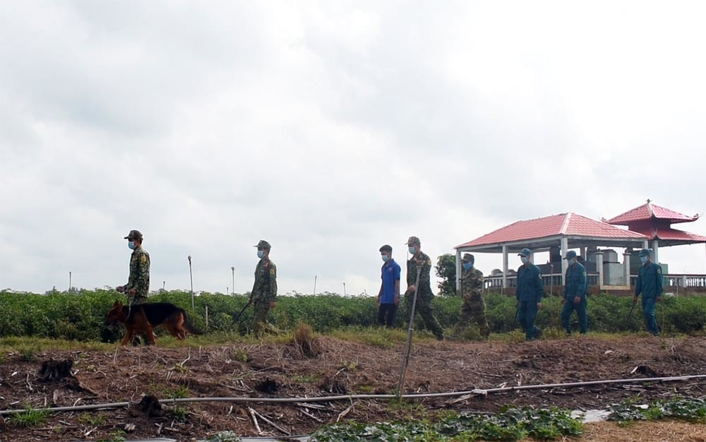'Hàng rào sống' kiểm soát chặt biên giới Tây Nam, ngăn nhập cảnh trái phép