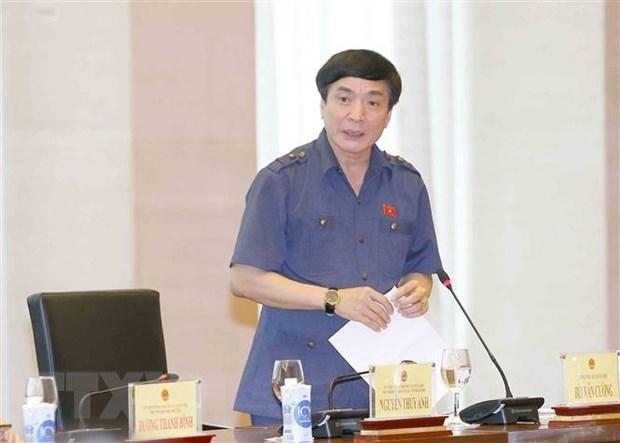 Cơ sở để hiện thực hóa mục tiêu nâng cao hiệu quả của Quốc hội