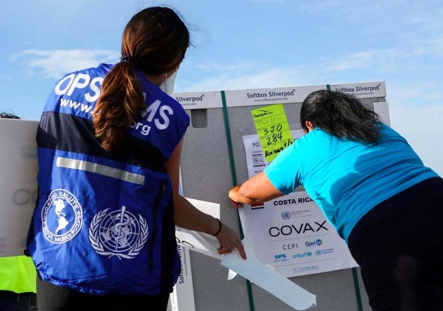 Mỹ thừa nhiều vắc-xin, ca nhiễm Covid-19 tăng kỷ lục ở nhiều nước