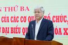100 ứng viên ở Trung ương diện tái cử Đại biểu Quốc hội khóa mới