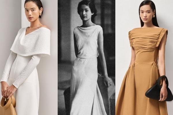 Chân dung Nam Phương hoàng hậu tái hiện qua ngôn ngữ thời trang