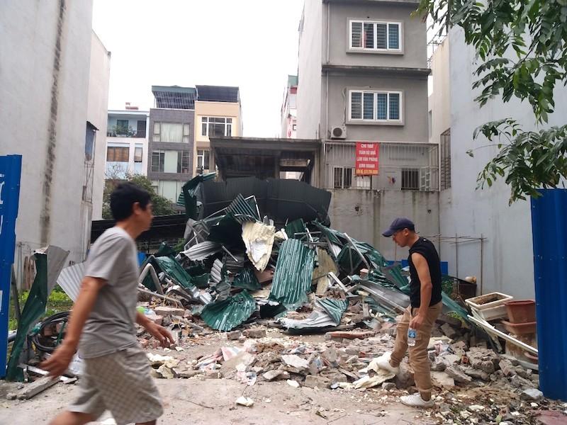Bỏ tiền tỷ mua đất Hà Nội, gần 10 năm bế tắc đi đòi sổ đỏ