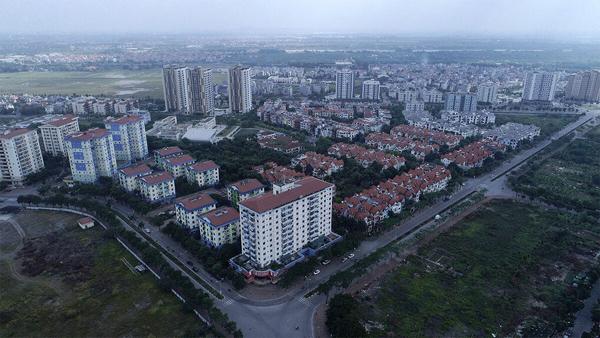 Giá bất động sản phía đông Hà Nội 'tăng nhiệt'