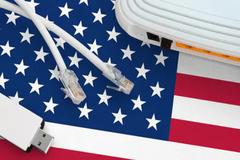 7% người trưởng thành ở Mỹ không sử dụng Internet