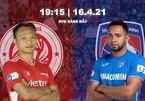 Viettel 0-0 Quảng Ninh: Ngọc Hải, Tiến Dũng đấu Hải Huy (H1)