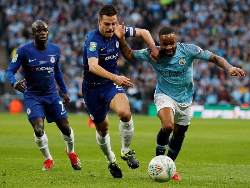Link xem trực tiếp bán kết FA Cup Chelsea vs Man City
