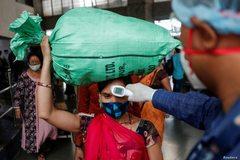 Ấn Độ liên tiếp ghi nhận kỷ lục số ca nhiễm Covid-19
