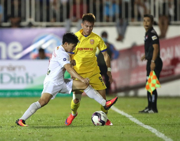 HAGL midfielder Vuong revitalised under Thai coach