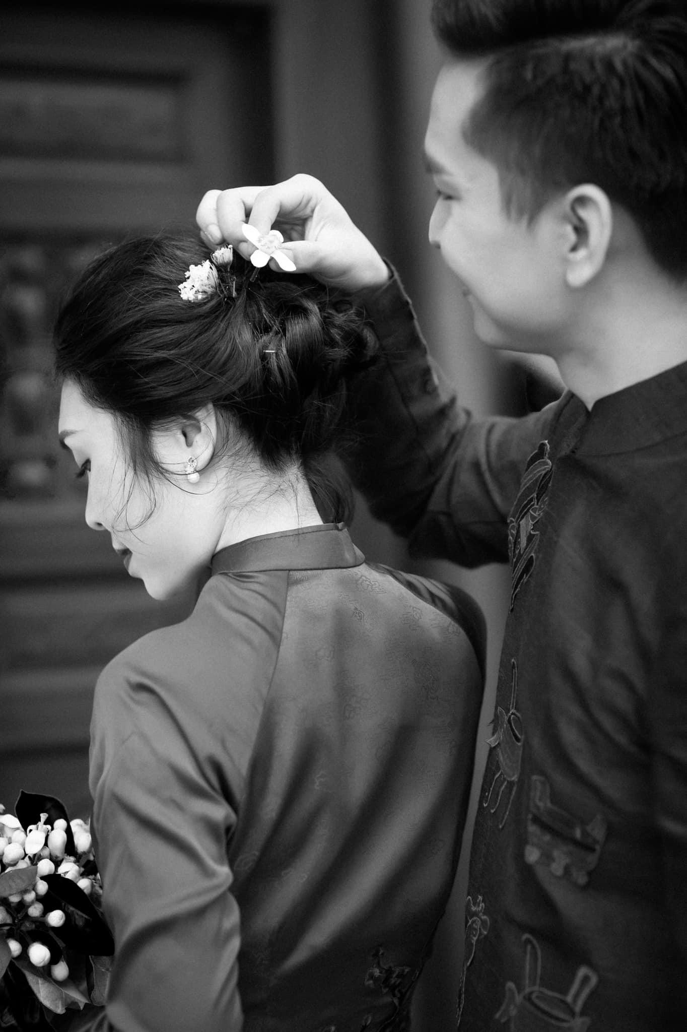 mc hanh phuc 7 MC Hạnh Phúc lần đầu đăng ảnh cưới sau hơn 1 năm kết hôn