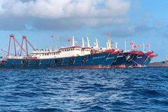 Trung Quốc dùng chiêu cũ ở Biển Đông thử thách ông Biden?