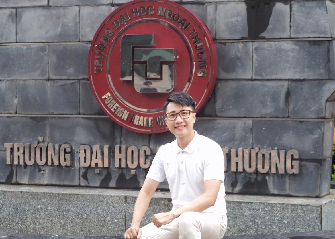MC truyền hình điển trai bảo vệ thành công luận án tiến sĩ tại ĐH Ngoại thương