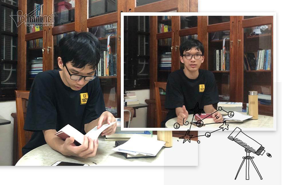 Hanoi-Amsterdam School 'superman' dreams of becoming astronomer