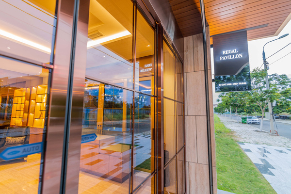 Regal Pavillon - chuẩn sống đẳng cấp cho cộng đồng thịnh vượng