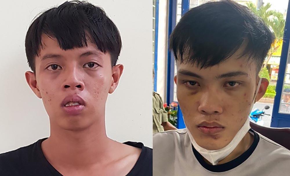 Bắt hai kẻ cướp giật táo tợn trên phố Sài Gòn