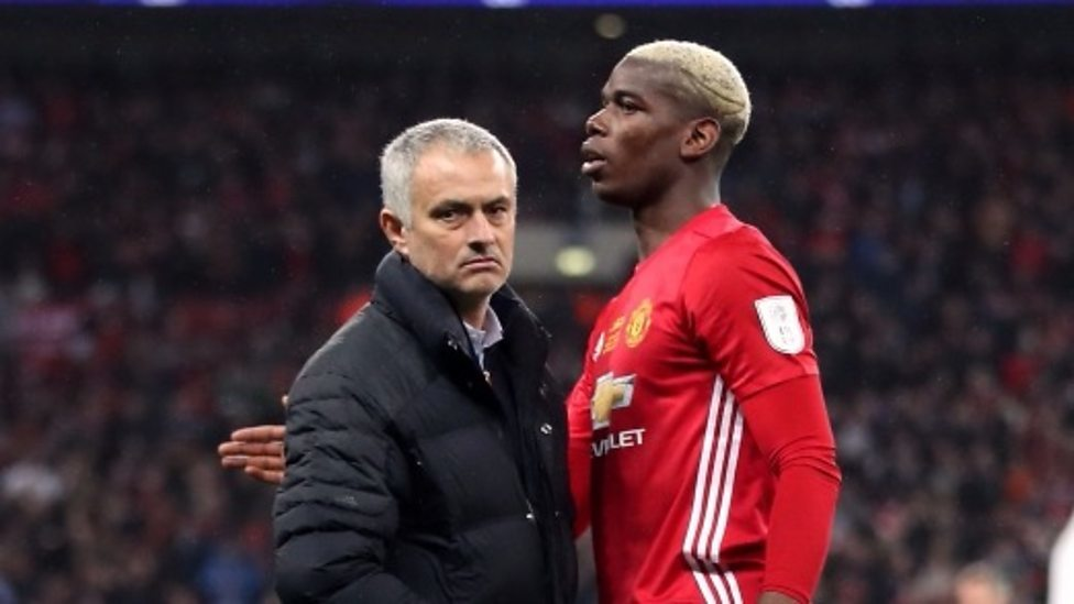 Pogba công kích Mourinho bạc bẽo, kém xa Solskjaer