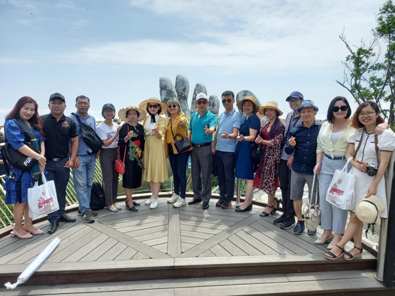 Khách đổ đến, Đà Nẵng báo trước 'cháy' phòng khách sạn dịp 30/4-1/5
