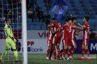 Viettel 1-0 Quảng Ninh: Nguyên Mạnh mắc sai lầm (H1)