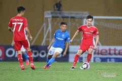 Video bàn thắng Viettel 2-1 Than Quảng Ninh