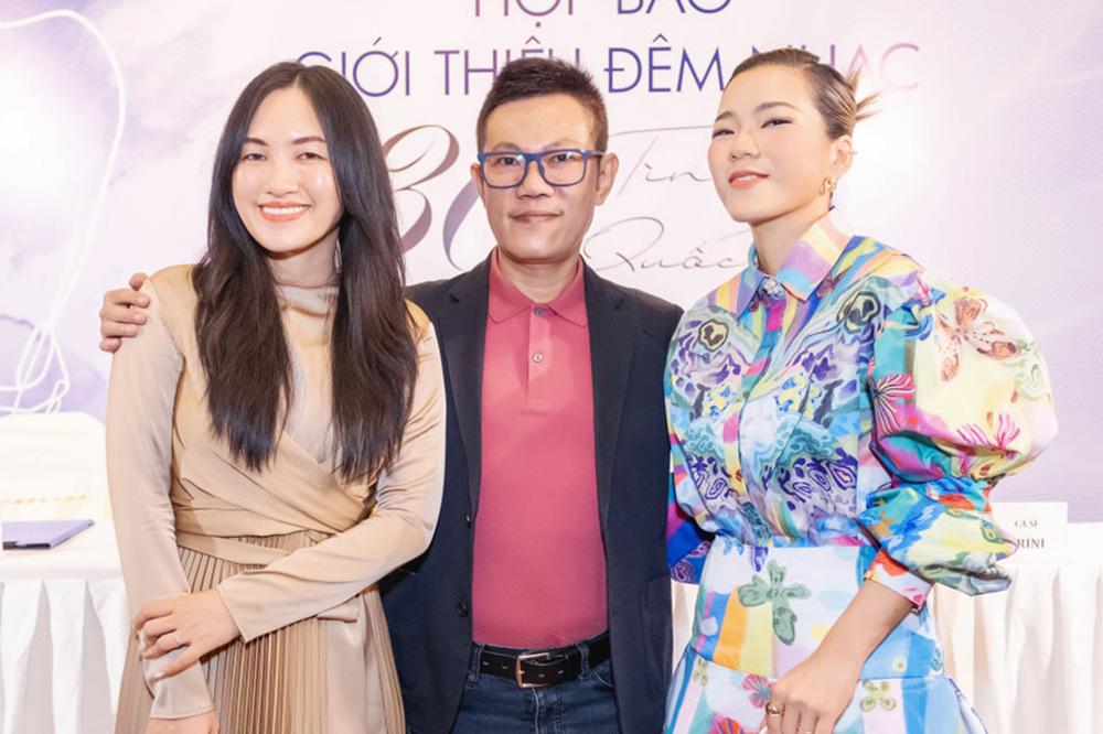 Lý do Mỹ Tâm, Thủy Tiên vắng mặt trong show 30 năm của Quốc Bảo