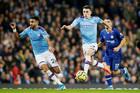 Chelsea 0-0 Man City: Ziyech ăn mừng hụt (H1)