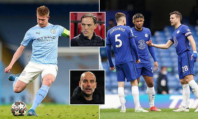 Thomas Tuchel 'gây hấn' Pep Guardiola trước Chelsea đấu Man City