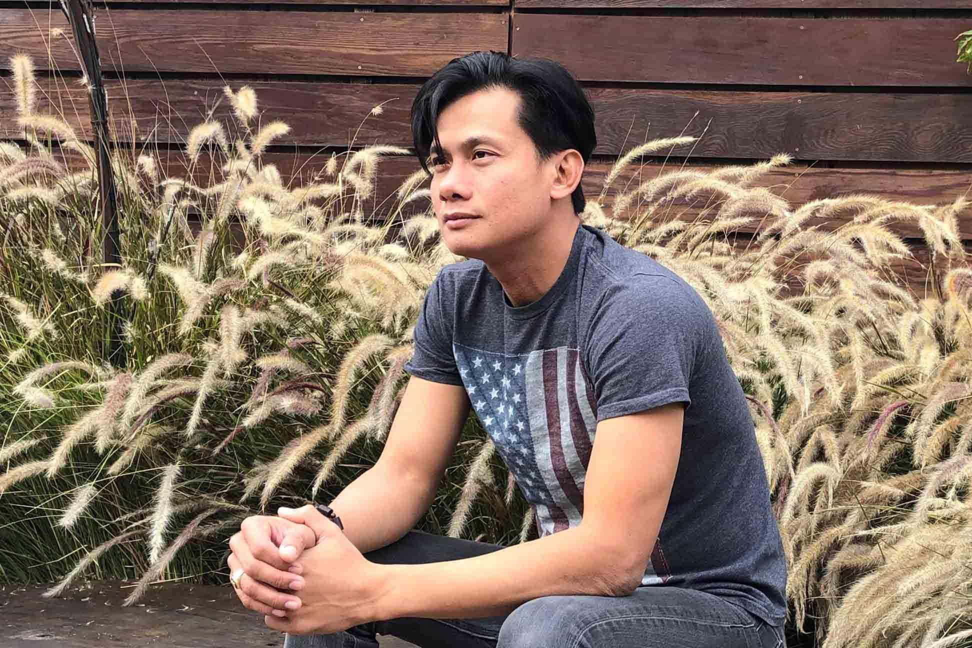 Võ Thành Tâm 'Lật mặt' tuổi 43 độc thân, từng sang Mỹ bán trà sữa
