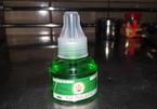 Cảnh báo, tinh dầu đuổi muỗi chứa thuốc trừ sâu khiến 4 người ngộ độc